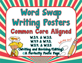 Synonyms Posters ~ Writing Center Posters & Printables