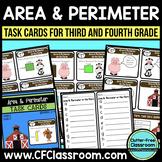 TASK CARDS: FARM AREA & PERIMETER {3.MD.5 3.MD.7}