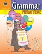 Grammar Practice for: Grades 5-6 (Enhanced eBook)