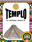 """Spanish Review Game, """"Realidades"""" Chapter 1B TEMPLO"""