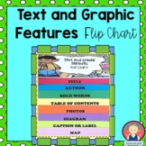 TEXT AND GRAPHIC FEATURES FLIPCHART (K-2)