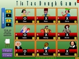 TGI Tic Tac Dough (A Hollywood Squares Style) Game