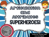 /TH/ and Attributes Superheros