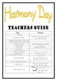 """THEME BOOKS"" - LOWER PRIMARY!! Harmony Day Workbook!! AUS. ONLY"