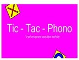 TIC TAC PHONO (phonograms)