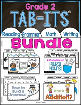 Tab-Its BUNDLE for Grade 2