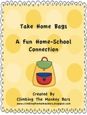 Take Home Bags - A Fun Home-School Connection