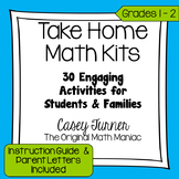 Take Home Math Kits: 30 Games for Students and Their Families