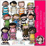 Tammy's rainbow kidlettes bundle by melonheadz