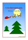 Tangram - Christmas - Santa Claus - Puzzle
