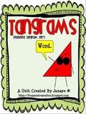 Tangrams Unit