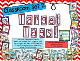 Target Tag Brag Tags: Classroom Tags Set 2