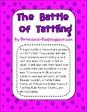 Tattling: The Battle of TATTLING