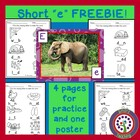 """Free for Followers - Teach Your Students the Short """"E"""" Sound!"""