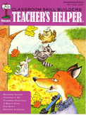 Teacher Helper Kindergarten October/November
