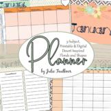 Teacher Planner for the Secondary Teacher with Multiple Pr