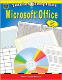Teacher Templates for Microsoft Office TCR2771