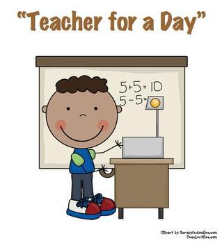 Teacher for the Day