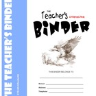 Teacher's Binder - printable classroom forms, worksheets a