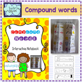 Compound words Activity pack {INTERACTIVE NOTEBOOK}