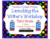 Teacher's College Launching the Writer's Workshop Unit for