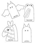 Teacher's Creatures Phonics Puppets A-Z (Student Set to Co