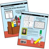 Teaching Art to Children Elements of Art Workbook - 200+ W