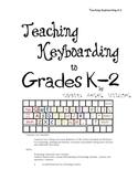 Teaching Keyboarding to K-2