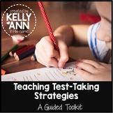 Test Prep Strategies Through Question of the Day {Guided Toolkit}