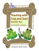 Frog and Toad Titles (Books by Arnold Lobel)