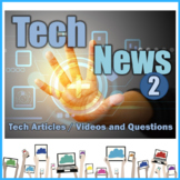 Technology News #2 Activity - Articles Videos