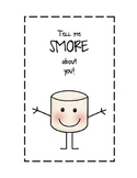 Tell Me SMORE About You