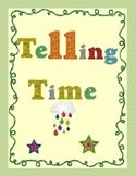 Telling Time Mini Lesson