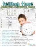 Telling Time Teaching Resource Pack