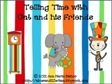 Telling Time with Cat and Friends