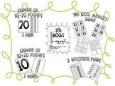 Ten Block Poster & Memory Game