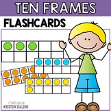 Ten Frame Flashcards
