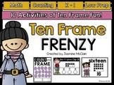 Ten Frame Frenzy
