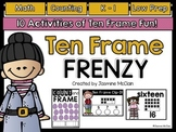 Ten Frame Frenzy