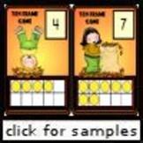 Ten Frame Game (K.CC.1, K.CC.4, K.CC.5, K.CC.6, K.CC.7)