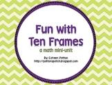 Ten Frame Mini-Unit
