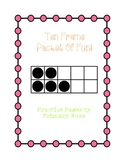 Ten Frames Packet of Fun!