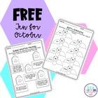 Ten for October [FREE}