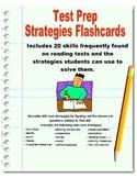Test Prep- 20 Test Taking Skills with Strategies Flashcards