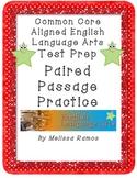 Test Prep ELA Paired Passages Practice: Part 1