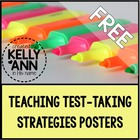 Test Prep Strategies Posters {from my guided toolkit!}