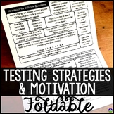 Test-taking Strategies Fippable {Confidence Builder!}