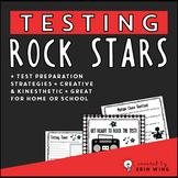 Testing Rock Stars: Test Preparation Strategies