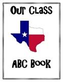 Texas Class ABC Book