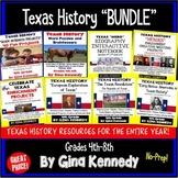 "Texas History Products ""BUNDLED"""